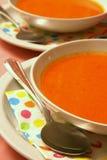 röd soup Royaltyfri Bild