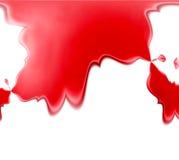 röd spill för bakgrund Royaltyfri Fotografi