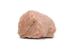 röd sten för granit Royaltyfri Fotografi