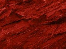 röd stentextur Royaltyfria Bilder
