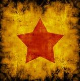 röd stjärna Vektor Illustrationer