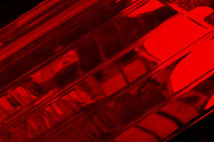Röd struktur 02 Arkivbild