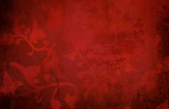 röd tappning Royaltyfri Bild