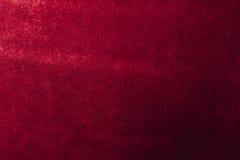 röd textiltextur Royaltyfri Bild