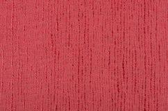 Röd texturerad bakgrund Royaltyfri Fotografi