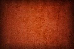 röd texturtappning Arkivfoto