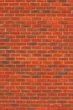 röd texturvägg för tegelsten Royaltyfri Fotografi