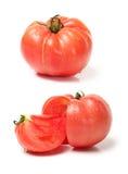 röd tomat Arkivfoton