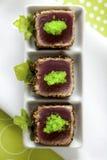 röd tonfisk Arkivfoto
