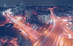 röd trafikyellow för klartecken Arkivbilder
