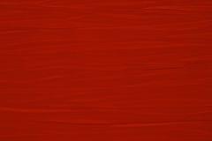 Röd tygmodell Arkivfoto