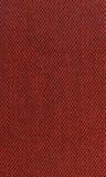 Röd tygtextur Royaltyfri Bild