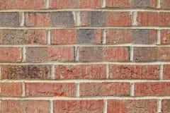 röd vägg Royaltyfria Foton