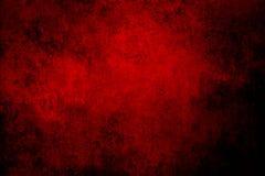 Röd vägg Arkivfoto