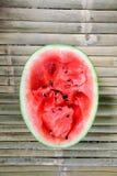 röd vattenmelon Arkivbild