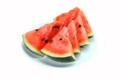 röd vattenmelon Royaltyfria Bilder