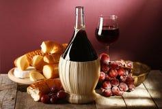 röd vine royaltyfria foton