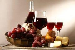 röd vine arkivbild
