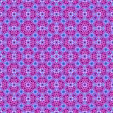 Röd violett och blå färg Arkivfoton