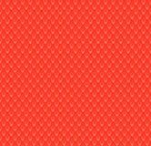 Röd volymvåg för modell stock illustrationer