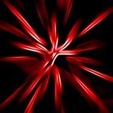 röd warp för bakgrund Arkivbilder