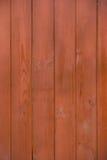 Röd wood bandbakgrundstextur Royaltyfri Foto