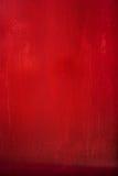 Röd Wood dörrbakgrund, abstrakt begrepp eller textur. Arkivbild