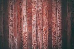 Röd wood textur i tappningstil Röd träabstrakt bakgrund Abstrakt textur och bakgrund för formgivare Closeupsikt av Royaltyfri Foto