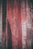 Röd wood textur i tappningstil Röd träabstrakt bakgrund Abstrakt textur och bakgrund för formgivare Closeupsikt av Royaltyfria Bilder