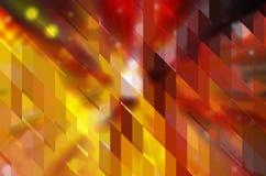röd yellow för bakgrund Arkivfoton