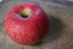 röda äpplen Royaltyfri Fotografi