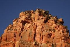 Röda Arizona vaggar Fotografering för Bildbyråer