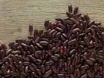 Röda bönor Fotografering för Bildbyråer
