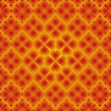 röda bakgrundshjärtor Arkivbild