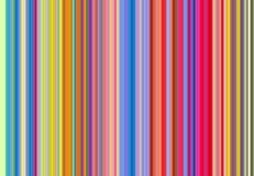 Röda, beigea gula linjer, abstrakt färgrik bakgrund Fotografering för Bildbyråer