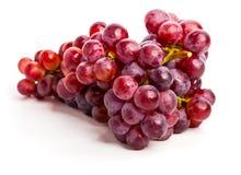 röda druvor fotografering för bildbyråer