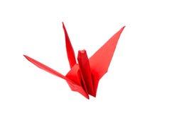 Röda fåglar. Royaltyfria Bilder