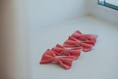 Röda flugor 3812 för parti Royaltyfri Fotografi