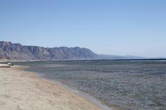 Röda havet Royaltyfri Fotografi
