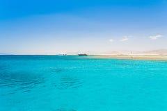 Röda havetdag Royaltyfri Bild