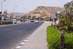 Röda havetkust, Sharm el Sheikh, Egypten arkivfoton