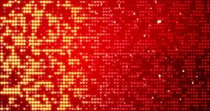 röda hjärtor lyckliga valentiner för bakgrundsdag vektor illustrationer