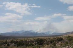 Röda Nevada Desert ~ vagga kanjonnationalpark ~ 20 Arkivfoton