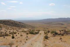 Röda Nevada Desert ~ vagga kanjonnationalparken ~ 2013 Royaltyfri Fotografi