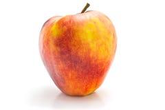 Röda och gula äpplen Arkivbilder