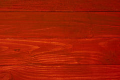 Röda plankor Royaltyfri Bild