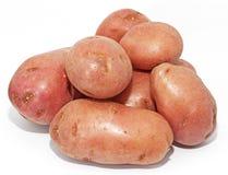 Röda potatisar royaltyfri bild