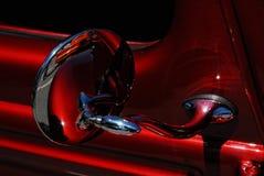 röda reflexioner Royaltyfri Fotografi