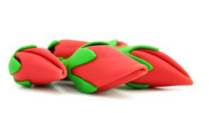 Röda sockerro Royaltyfria Bilder