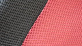 Röda svarta enkla texturer Arkivbild